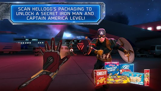 Kellogg Marvel's Civil War VR screenshot 2