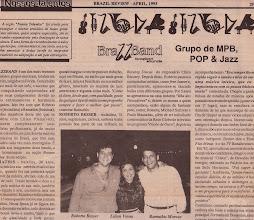 Photo: BraZZband in the Grove @ Janjo's - 1993