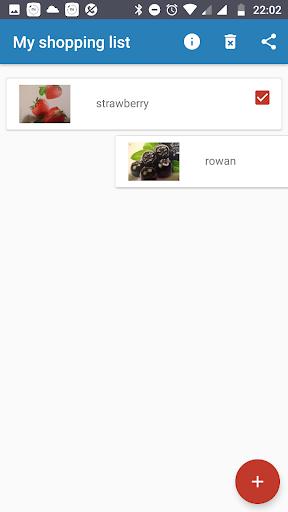 My shopping list screenshot 6