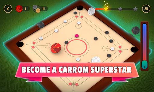 Carrom Board :  Multiplayer 3.6 screenshots 4