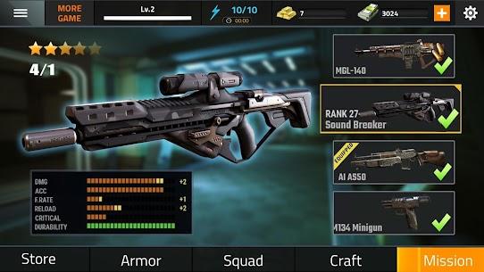 Commando Fire Go- Armed FPS Sniper Shooting Game 3