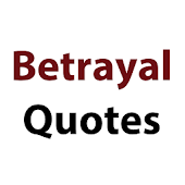Betrayal Quotes