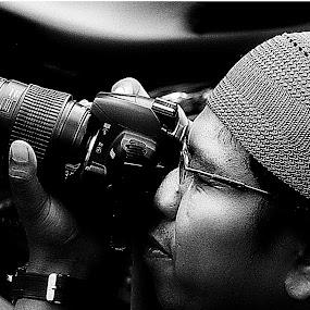 self potraits by Arif Setiawan - People Portraits of Men