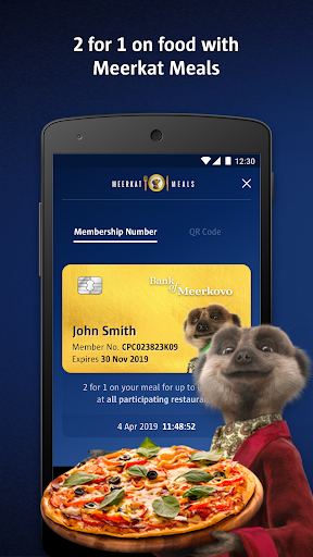 Meerkat 2 For 1 On Food And Film Apps On Google Play