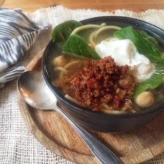 Low Fat Beef Noodle Soup Recipes