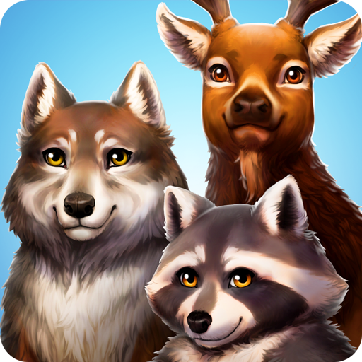 Pet World - WildLife America - Tierspiel