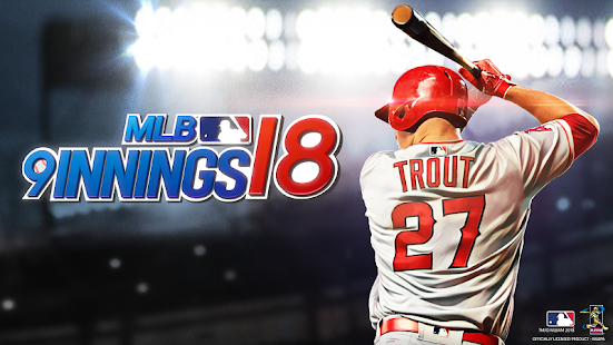 MLB 9 Innings 18 Screenshot