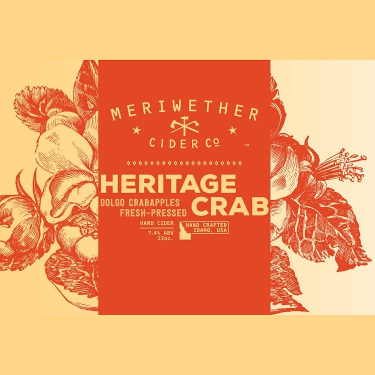 Logo of Meriwether Heritage Crab Apple