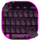 Download Black Pink Keyboard Theme For PC Windows and Mac
