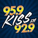 95.9 Kiss FM icon