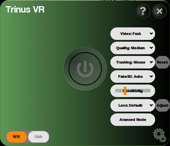 Trinus vr 2.0.5 apk android
