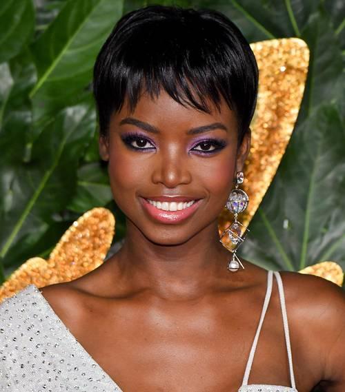 25 coiffures qui semblent ridiculement chics avec une frange vaporeuse