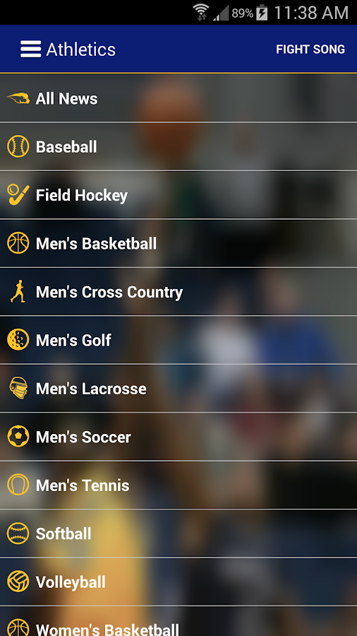 Hofstra University- screenshot