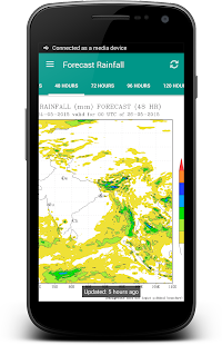 India Satellite Weather APK image thumbnail 1