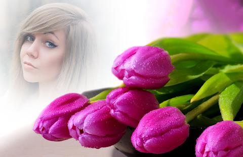 Tulips Photo Frames - náhled