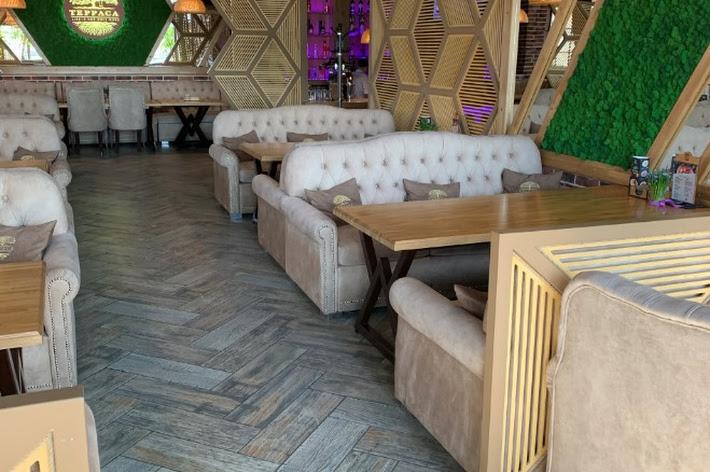Фото №3 зала Кафе «ТЕРРАСА»