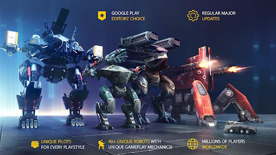 War Robots. 6v6 Tactical Multiplayer Battles 10