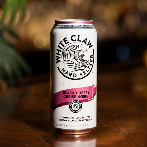 Whiteclaw Black Cherry