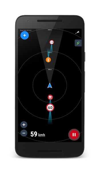Download APK: Speed Camera Radar (PRO) v3.1.10 [Paid]