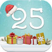 Christmas Countdown 2018 Icon