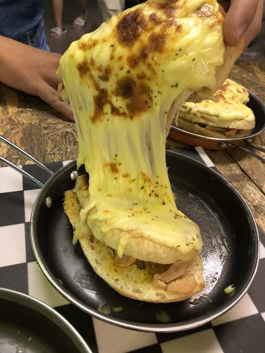 焗烤三明治👍