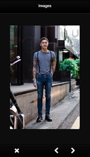 Men Street Fashion Ideas - náhled