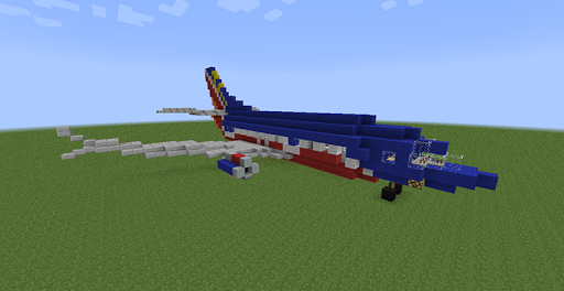Airplane Mods Minecraft Pocket