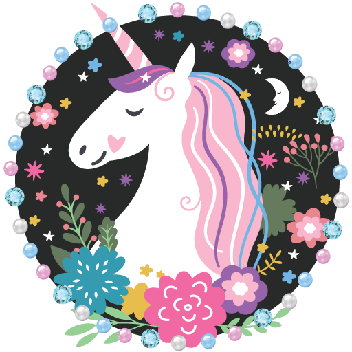 Unicorn Cartoon Theme