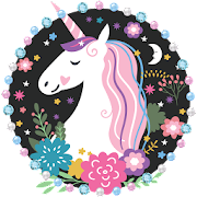 App Unicorn Cartoon Theme APK for Windows Phone