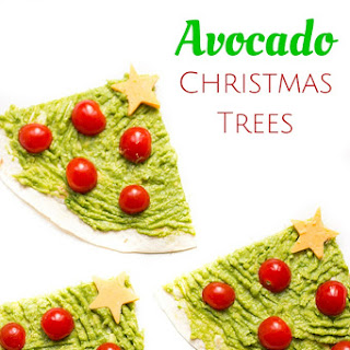 Avocado Christmas Trees