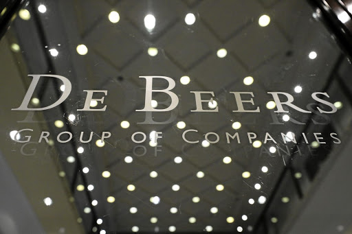De Beers's headquarters in London. Picture: SIMON DAWSON/BLOOMBERG