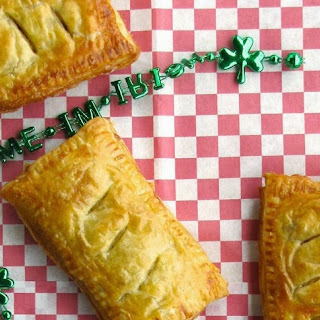 """Irish"" Hot Pockets"