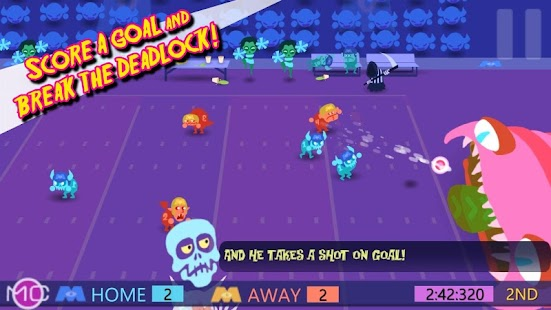 Monday Night Monsters Football Screenshot 5
