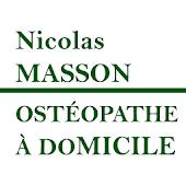 Osteopathe à domicile