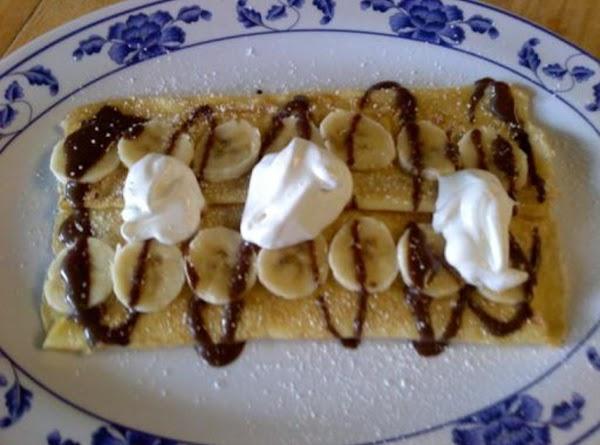 Delicious Crepes Recipe