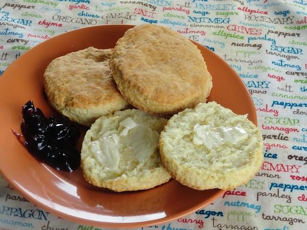 Old  Fashion Buttermilk Biscuits Recipe