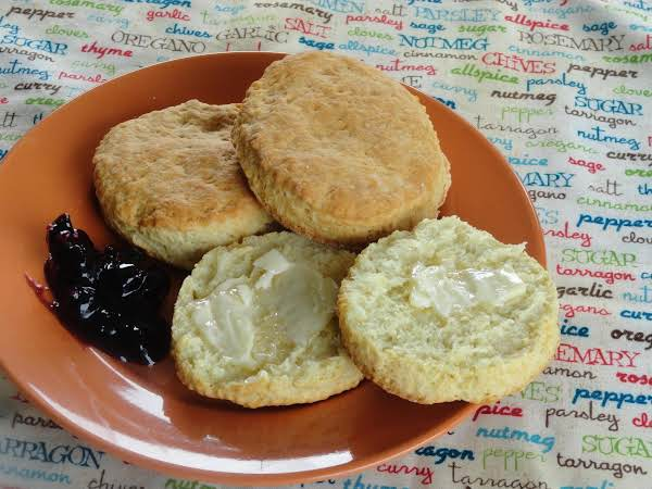Old  Fashion Buttermilk Biscuits Recipe