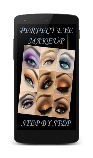Eye Makeup Tips With Steps