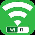 Connect Internet Free WiFi & Hotspot Portable icon