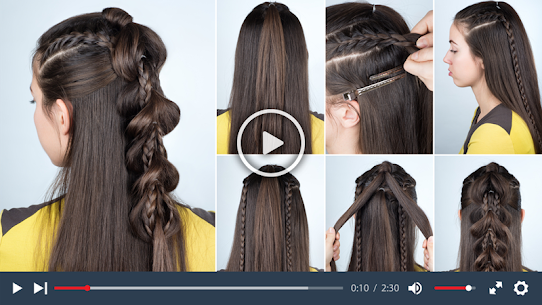 Pasos de peinados 4