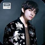 BTS V Kim Taehyung Wallpaper KPOP Fans HD Icon