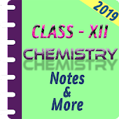 Class 12 Chemistry Study Materials & Notes 2018-19 Android APK Download Free By Onlinexampoint