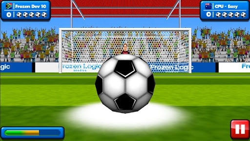 Soccer Penalty Kicks 1.5.2 screenshots 1