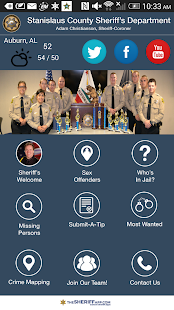 Stanislaus County Sheriff- screenshot thumbnail