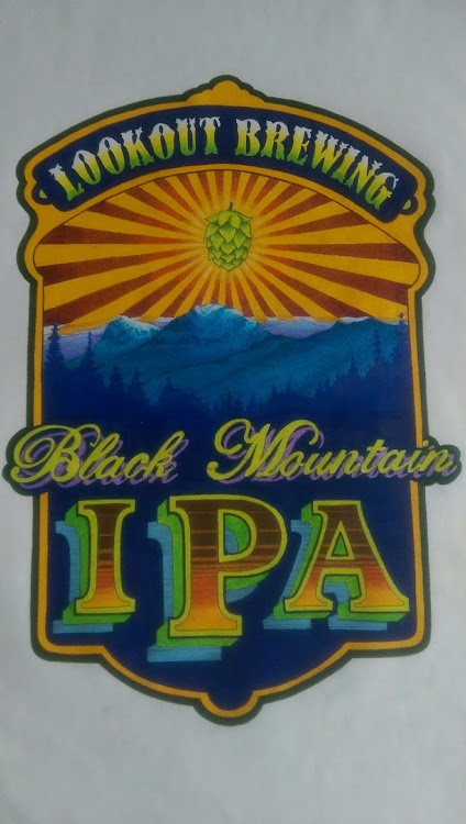 Logo of Lookout Black Mountain IPA