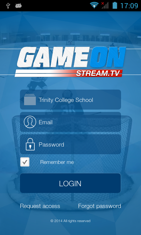 GameOnStream- screenshot