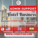 Admin Support for Hotel Business