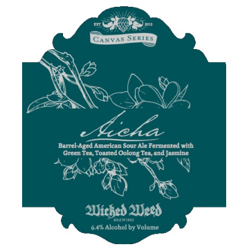 Logo of Wicked Weed Aicha