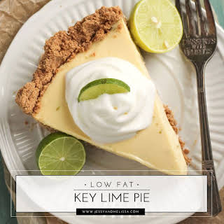 Low Fat Key Lime Pie - Weight Watchers.