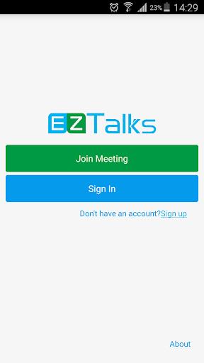 EZTalks Video Conferencing